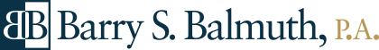 Barry S. Balmuth, P.A.  Header Logo